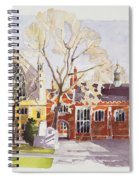 Chapel And Hall  Lincoln's Inn Spiral Notebook