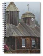 Chapel Spiral Notebook