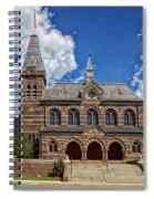 Chapel Hall Spiral Notebook