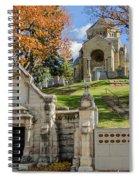 Chapel Hill  Spiral Notebook