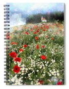 Chapel Of Colors Spiral Notebook