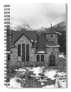 Chapel On The Rock - 5 Spiral Notebook
