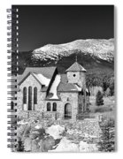 Chapel On The Rock Spiral Notebook