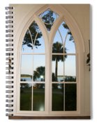 Chapel Palmetto Bluff Sc Spiral Notebook