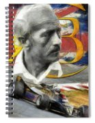 Chapman Tribute Spiral Notebook