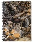 Charge Lancers Spiral Notebook