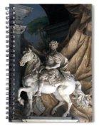 Charlemagne  Spiral Notebook