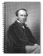 Charles Canning (1812-1862) Spiral Notebook