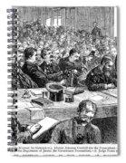 Charles Jules Guiteau (1840?-1882) Spiral Notebook