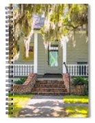Charles Pickney Historic Site Spiral Notebook