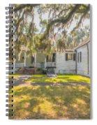 Charles Pickney Plantation Spiral Notebook
