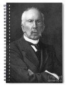 Charles R. Richet (1850-1935) Spiral Notebook