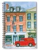 Charles Street Hardware Spiral Notebook