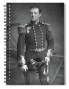 Charles W Spiral Notebook