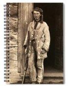 Charles Wilson (1836-1905) Spiral Notebook