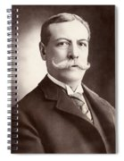 Charles Yerkes (1837-1905) Spiral Notebook
