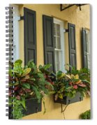 Charleston 12 Spiral Notebook