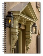 Charleston 4 Spiral Notebook