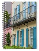 Charleston 6 Spiral Notebook