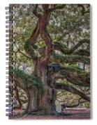 Charleston Angel  Spiral Notebook