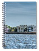 Charleston Banner Spiral Notebook