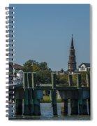 Charleston Charm Spiral Notebook