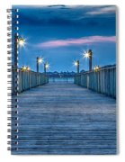 Charleston Harbor Spiral Notebook