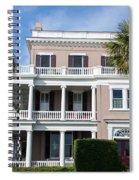 Charleston Home Spiral Notebook