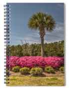Charleston In The Spring Spiral Notebook