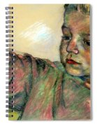 Charlie Spiral Notebook