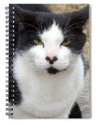 Charlize Spiral Notebook
