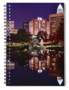 Charlotte Reflecting Spiral Notebook