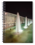 Charlotte Romare Bearden Park Spiral Notebook