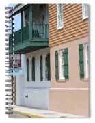Charlotte Street Spiral Notebook