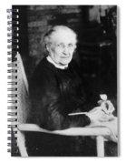 Charlotte Woodward Pierce (c1830-1921) Spiral Notebook