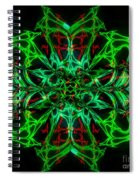 Charlotte's New Freakin' Awesome Neon Web Spiral Notebook