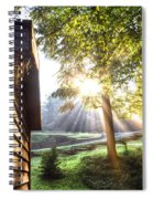 Charlotte's Web Spiral Notebook