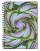 Charlotte's Crazy Spring Web Spiral Notebook