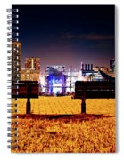 Charm City View Spiral Notebook