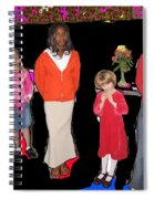 Charm Class Toltec Tavern Toltec Arizona 2005-2012 Spiral Notebook