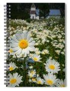 Charming Tin Cup Colorado Spiral Notebook