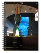 Chart House Restaurant Las Vegas Spiral Notebook