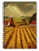 Chart Sutton Spiral Notebook