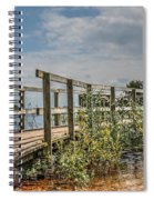 Chasewater Spiral Notebook