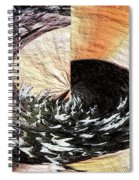 Chasing The Dragon's Tail Spiral Notebook