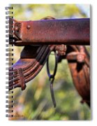 Chassis I Spiral Notebook