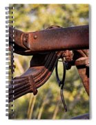 Chassis II Spiral Notebook