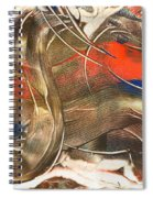 Chat Accompli Spiral Notebook