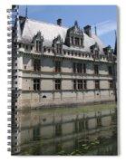 Chataeu Azay-le-rideau Spiral Notebook