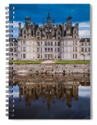 Chateau Chambord Spiral Notebook